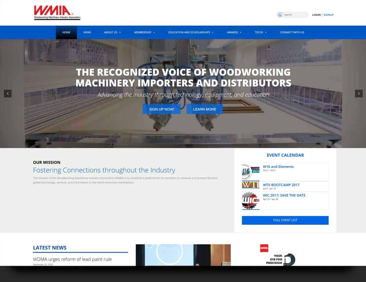 WMIA Selects To The Moon Media For A New Member Site