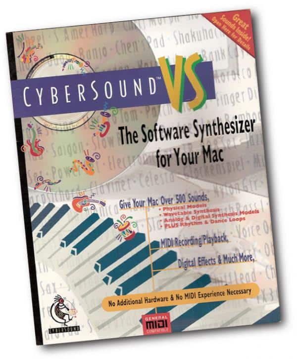 cybersound_vs