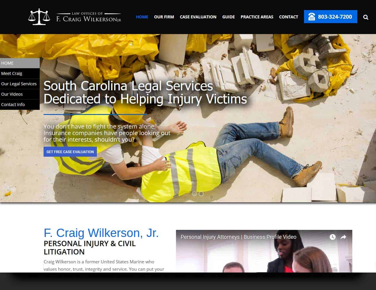 wilkerson website